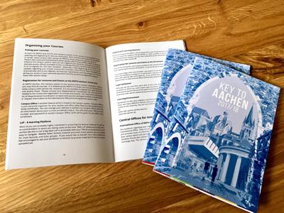 Broschüre, 52 Seiten, für AEGEE-Aachen von Druckshop-24.de